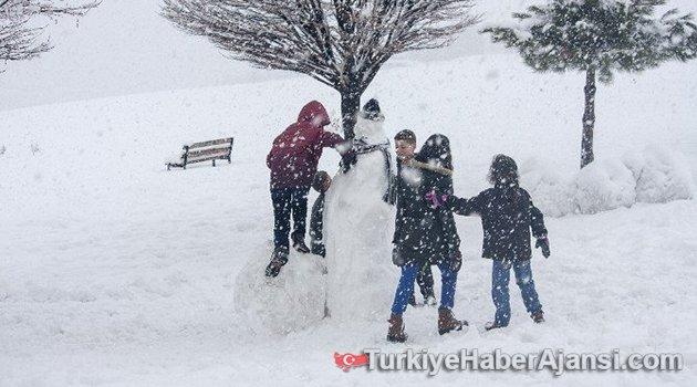 Kar Eğlencesi Hastalıkla Bitmesin!