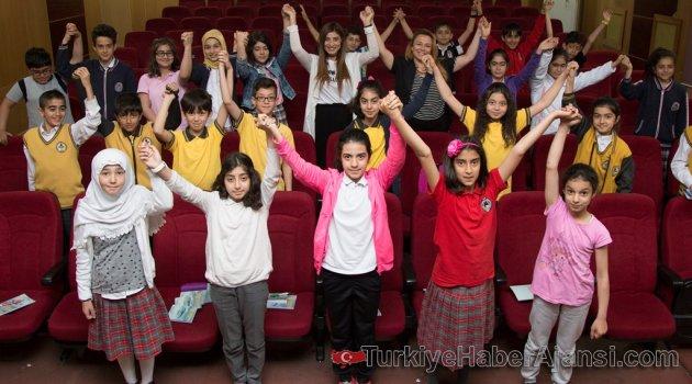'14. Çocuk Filmleri Festivali' Bingöl'de