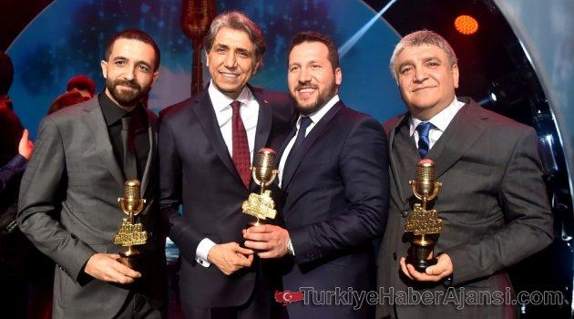 5. Sihirli Mikrofon Radyo Ödül Töreninde Muhteşem Final