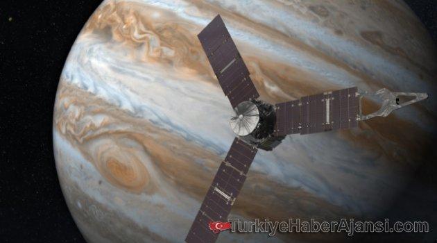 5 Yıl Süren Yolcuğun Ardından Jüpiter'e Ulaşıyor