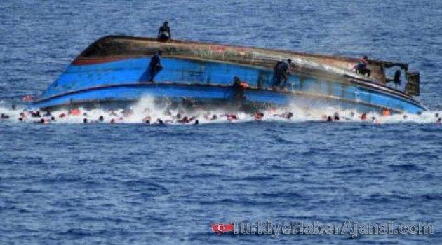 700'e Yakın Göçmen Boğularak Öldü