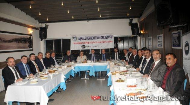 ADF'den 'Ekonomik İşbirliği Toplantısı'