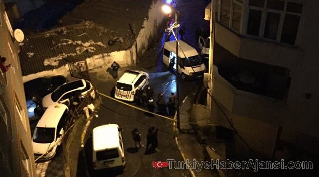AK Parti İstanbul İl Binasına Saldırı Girişimi