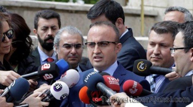 AK Parti'den, CHP'ye Yanıt