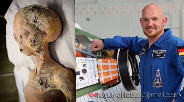 Alman Astronot: Evrende Yalnız Değiliz
