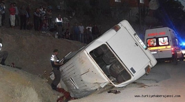 Balıkesir'de Feci Kaza: 3 Ölü, 17 Yaralı