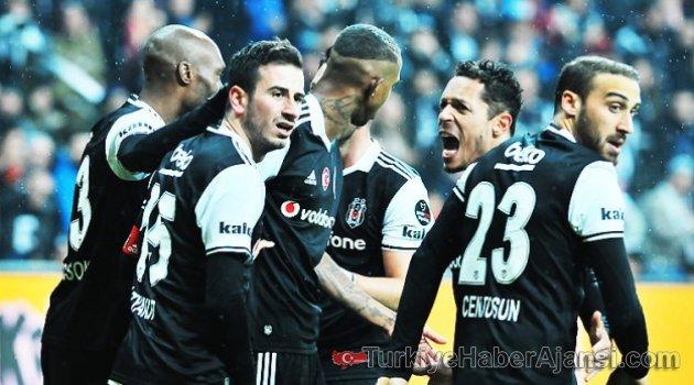 Beşiktaş, Gaziantep'le 62. Randevuya Çıkıyor