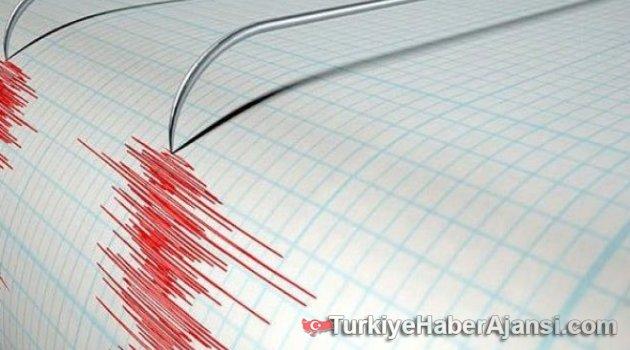 Çanakkale'de 4,2 Büyüklüğünde Deprem!