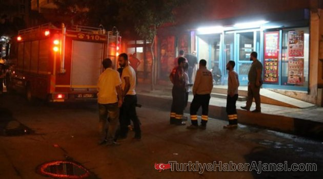 Diyarbakır'da Markete Hain Saldırı