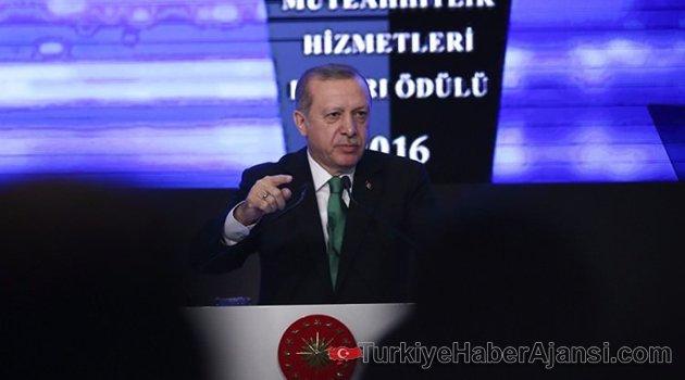 Erdoğan: Bunları Görmek İstemiyoruz