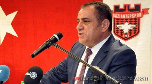 G.Antepspor Başkanı İbrahim Kızıl'dan Flaş Karar!