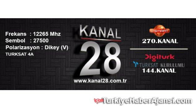 Kanal 28 Ulusal Yayına Hazırlanıyor
