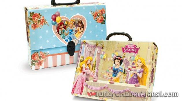 Keskin Color'la Şimdi Kızlar Okulda Prensesler Gibi