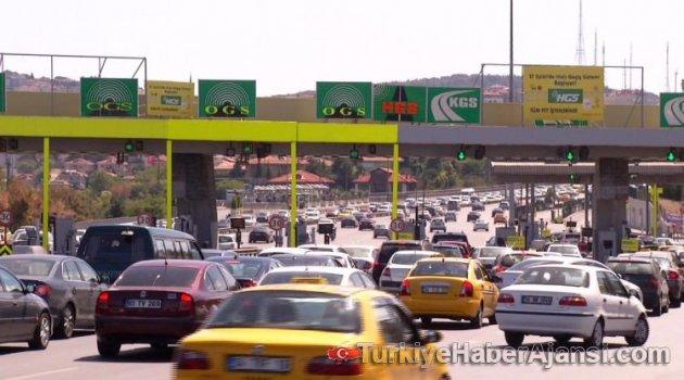 Köprü ve Otoyollar Saniyede 40 Lira Kazandırdı!