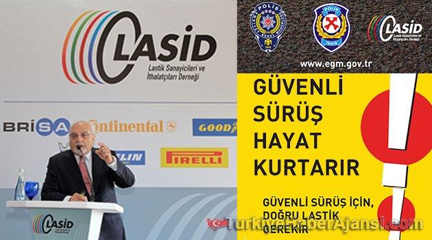 LASİD ve EGM'den Güvenli Trafik İçin İşbirliği
