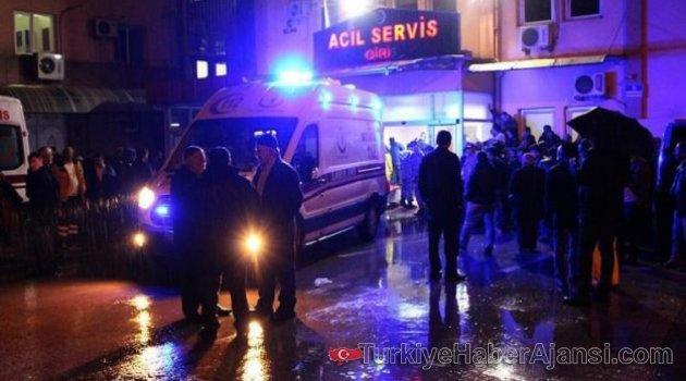 Minibüs Uçuruma Devrildi: 1 Ölü, 14 Yaralı