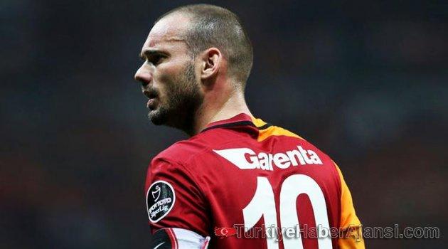 Sneijder'den G.Saray'a 20 Milyon €'luk Ders!