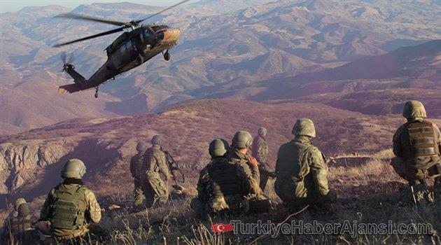 Tunceli'de 6 PKK'lı Öldürüldü!