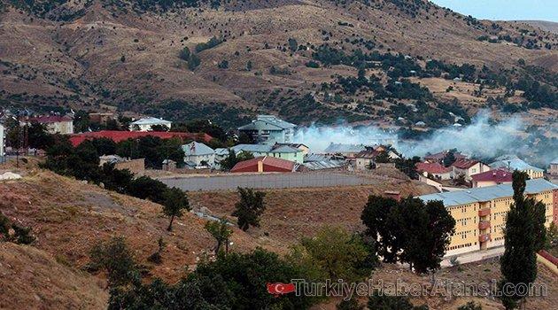 Tunceli'de Terör Örgütüne Ağır Darbe!