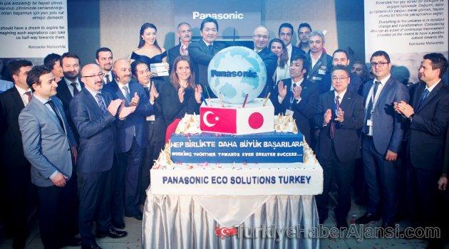 VİKO, 'Panasonic Eco Solutions' Oldu