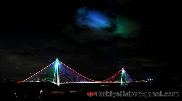 Yavuz Sultan Selim Köprüsü Hazır