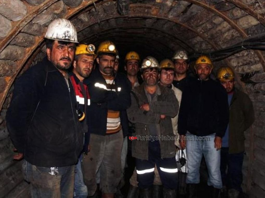 Zonguldak'ta Açlık Grevi Yapan İşçilerin Eylemi Sona Erdi