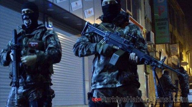 Mardin'de PKK Operasyonu: 15 Gözaltı