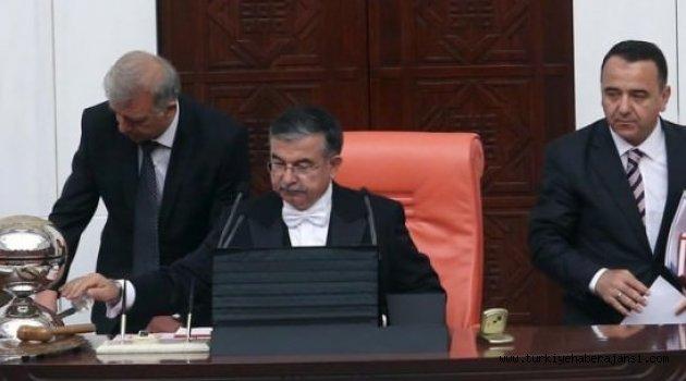 Meclis Açıldığı Gibi Tekrar Kapandı!