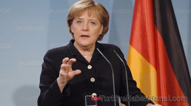 Merkel'den Kuzey Kore Açıklaması