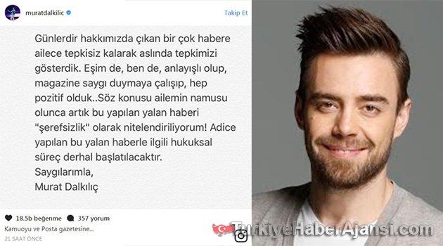 Murat Dalkılıç Ateş Püskürdü!