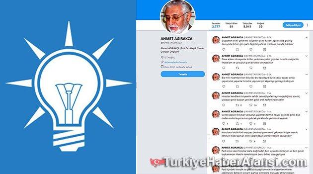 Rektör İle Vakıf Başkanı Arasında 'AKP'den Elini Çek'