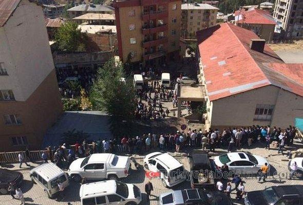 Şemdinli'de Acı Bilanço... 18 Şehit 27 Yaralı