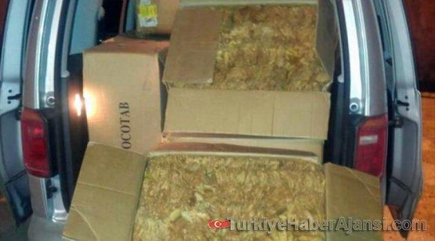 Sivas'ta Ele Geçirildi: Tam 200 Kilo!