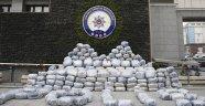 1 Yılda 6 Ton Uyuşturucu Ele Geçirildi