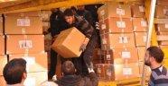 100 Bin Paket Kaçak Sigara Ele Geçirildi