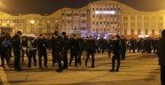 1150 polis Acil Koduyla Çağrılınca Kent Ayaklandı