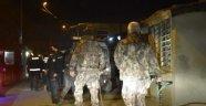 200 Polisle Uyuşturucu Operasyonu