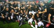 2016 - 2017 Sezonunun Şampiyonu Beşiktaş