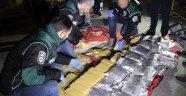 9 Milyon TL'lik Uyuşturucu Ele Geçirildi