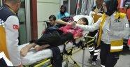 92 Üniversite Öğrencisi Hastanelik Oldu
