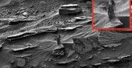 'Mars'taki Kadın' Fotoğrafı Şoke Etti!