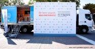 Mobil Deprem Simülasyon Eğitim Aracı İstanbulda!