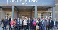 Erzurum Lisesi 1981 Mezunları, 35 Yıl Sonra Buluştu
