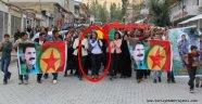 PKK'lı Tabutunu O da Omuzladı