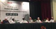 Gambiya'da Uluslararası Hafızlık Yarışması