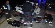 Tekirdağ'da Katliam Gibi Kaza: 4 Ölü, 4 Yaralı