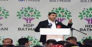 Demirtaş'tan PKK'ya 'Silahlı Eylemlerini Bitir' Çağrısı