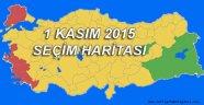 7 Haziran - 1 Kasım Seçimleri Karşılaştırması