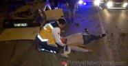 Bolu Otomobil Takla Attı 2 Yaralı