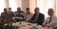 Başkan Nehir, STK Temsilcileriyle İlçenin Geleceğini Konuştu